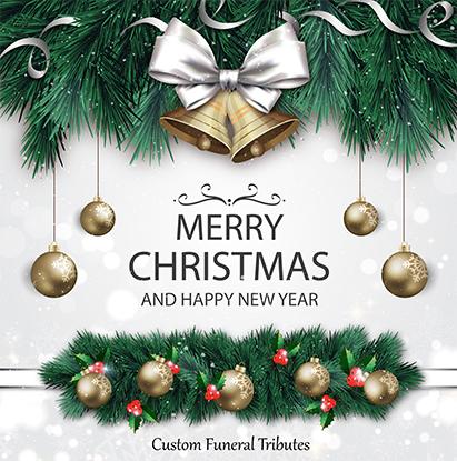 Christmas Memorial Portraits | Funeral Service Portraits